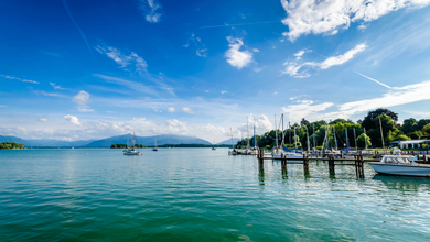 Chiemsee © CPN - Fotolia